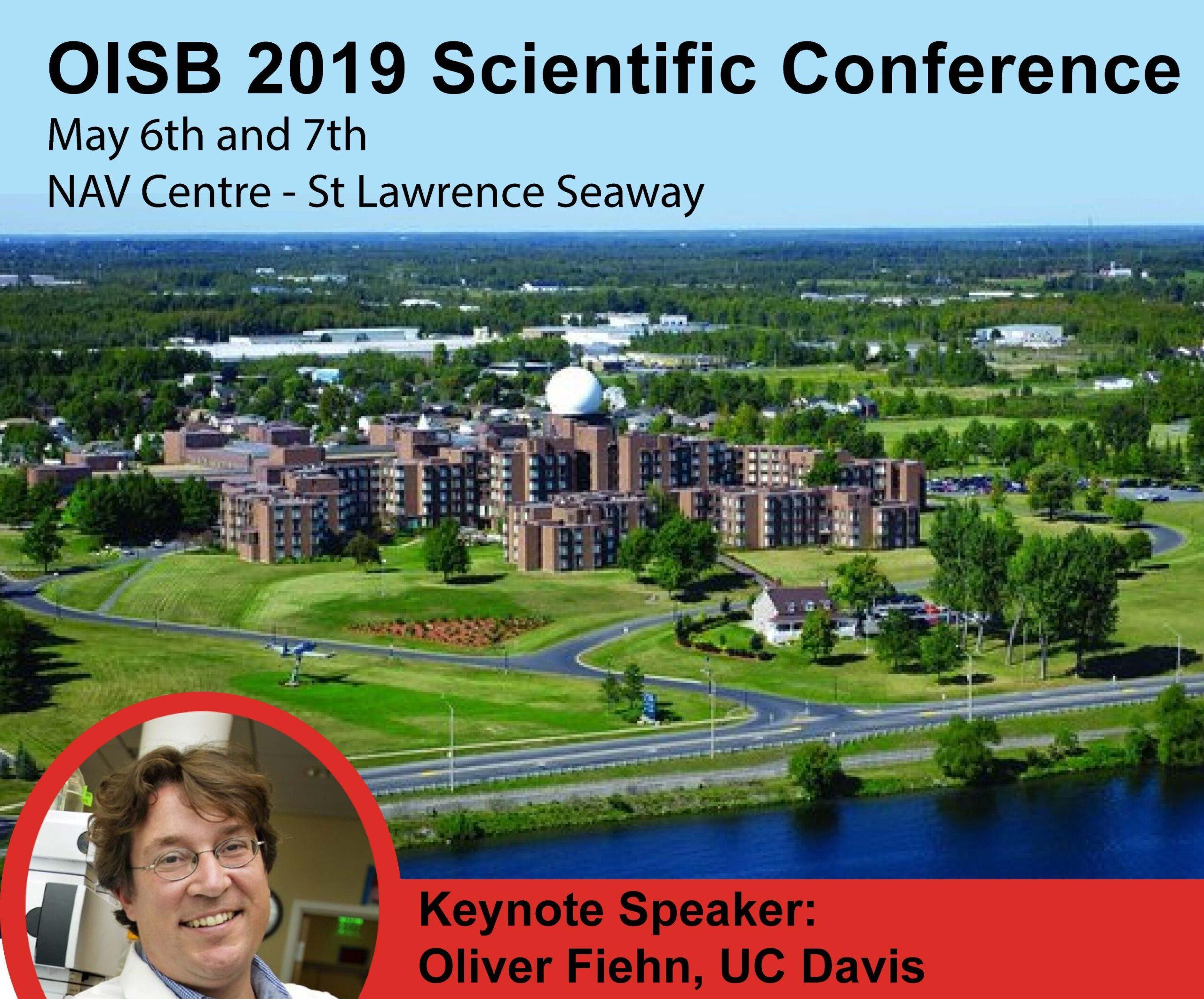 OISB 2019 - Scientific Conference MATRIX - Oliver Feihn